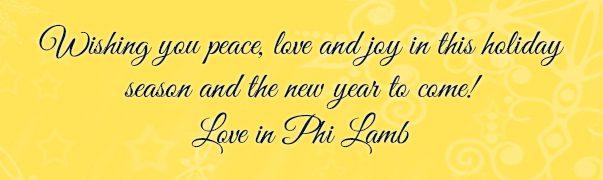 Happy Holidays from PLPAA
